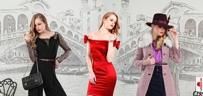 Женская одежда от марки societa