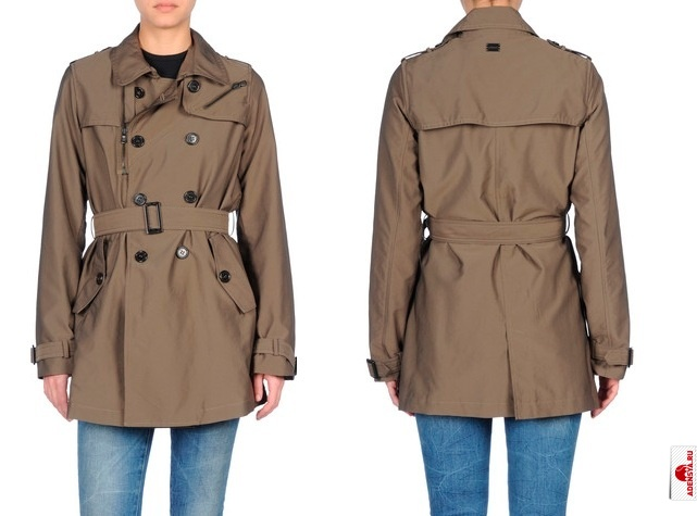 trench coats diesel